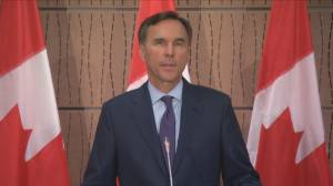 Bill Morneau stepping down as Federal Finance Minister