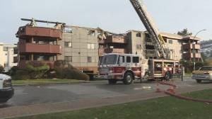 Two dead in Penticton condo complex fire (02:01)