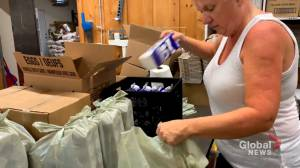 Fredericton food bank prepares for 2nd wave of COVID-19, end of CERB (02:04)