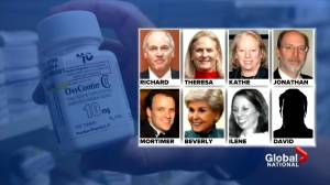 Purdue Pharma's Sackler family accused of hiding assets