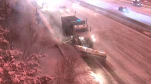 Winter storm leaves Toronto with messy commute as city begins clean up