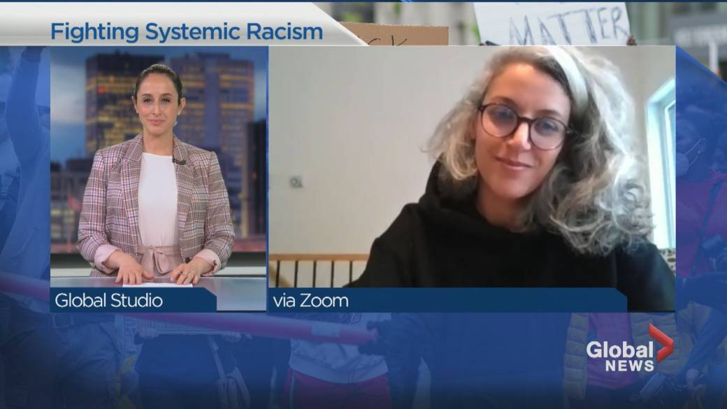 Click to play video: 'Confronting Racism'