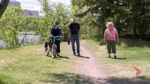 Residents concerned about beavers being killed at Wascana park by Wascana Centre workers (02:12)
