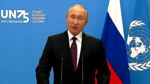 UNGA 2020: Russia's Putin proposes COVID-19 vaccine cooperation conference