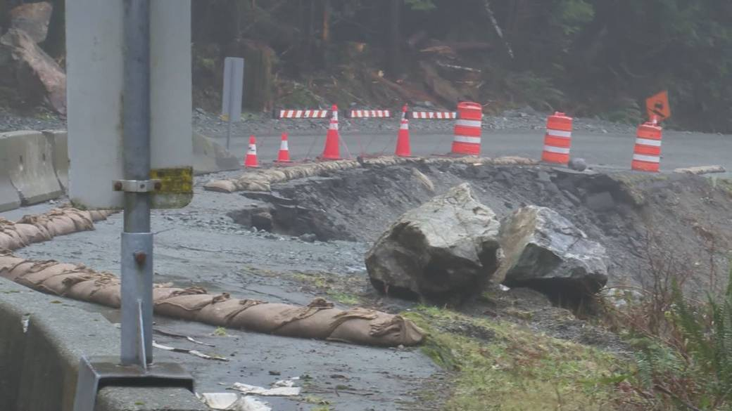 Road to Tofino, Ucluelet to be temporarily reopened for essential traffic Friday