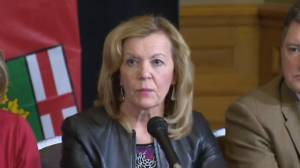 Coronavirus outbreak: Ontario health minister calls on people to come forward if symptomatic