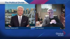 Edmonton Wetaskiwin MP Mike Lake calls for common ground in politics (04:13)