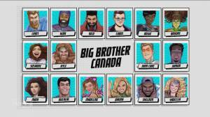 Meet the cast of 'Big Brother Canada'