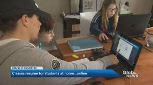 Coronavirus: Distance learning begins for students across Ontario