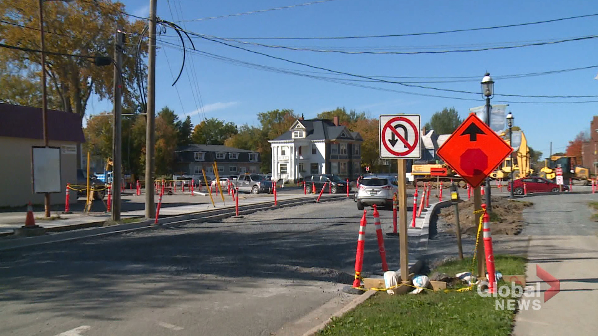 City of Fredericton planning to inform businesses of upcoming construction projects