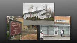 Small win for 3 B.C. churches accused of violating public health orders (02:08)