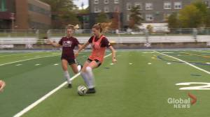 N.S. soccer referees paid more for male than female games