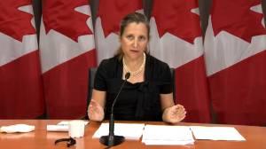Canada announces $3.6 billion in retaliatory tariffs on U.S. aluminum