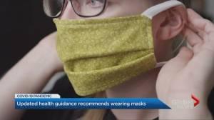 Coronavirus: Health recommendations announced for public transit usage