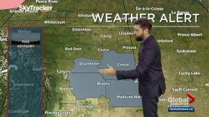 Edmonton Weather Forecast: Dec. 5