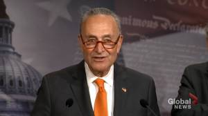Schumer demands Trump 'fix' Phase 1 of China trade deal before moving onto Phase 2
