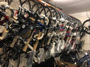 Holiday shoppers likely out of luck to find bikes and skis (02:35)