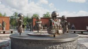 Deciding Canada's Afghanistan mission monument (01:45)