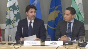 Trudeau tells Crown-Inuit Committee that government can and will continue closing gaps