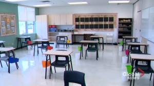 A look at how Nova Scotia schools are preparing to reopen (02:01)