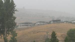 Okanagan residents urged to limit smoke exposure