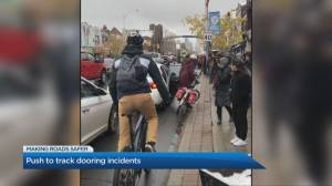 New bill to track dooring incidents in Ontario (03:55)