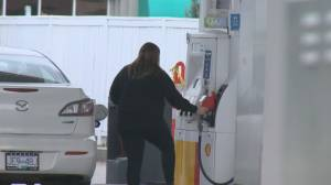 Gas prices rapidly increase across B.C. (01:02)