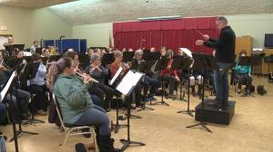 Kelowna City Concert Band prepares for Christmas concert