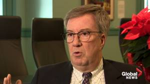 Ottawa mayor says 'buck stops' with him on LRT issues