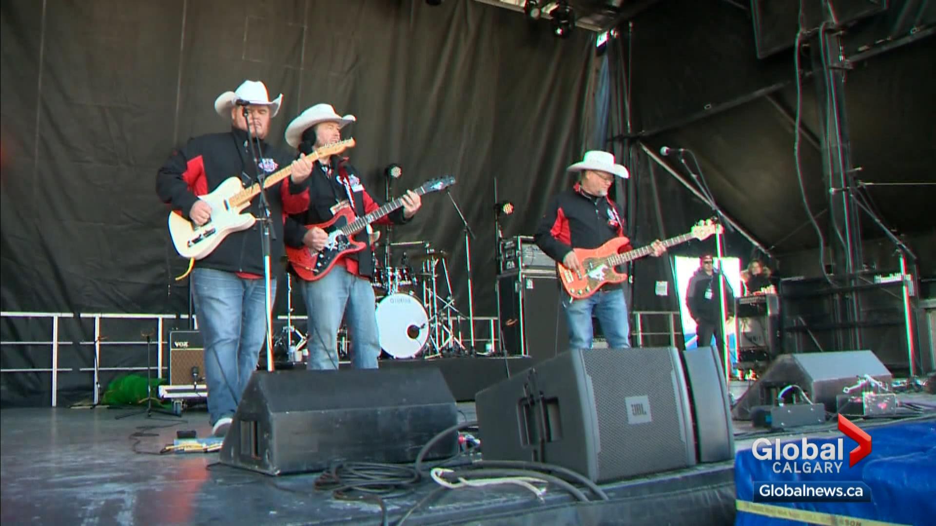 Grey Cup Festival kicks off in Calgary