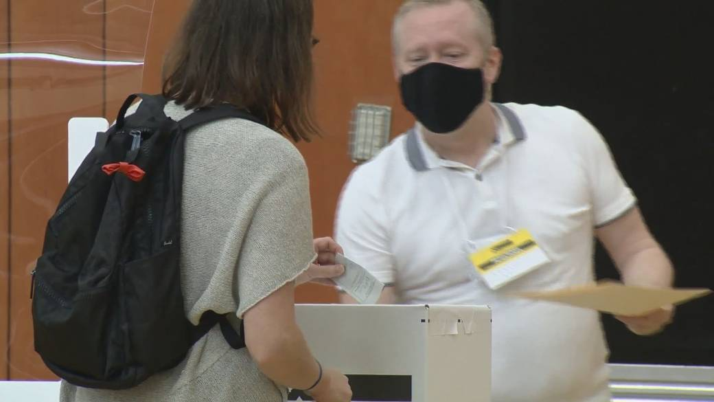 Click to play video: 'Canada election: Monday's federal election will not escape the impact of the COVID-19 pandemic'