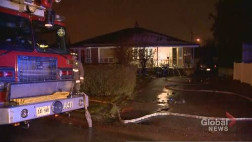 North York house fire deemed 'accidental' by fire marshal