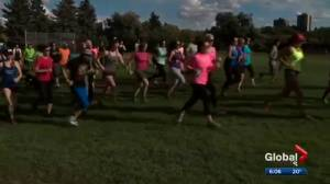 Runners unite in face of safety concerns in Edmonton's river valley