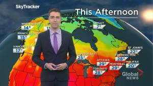 Saskatchewan weather outlook: June 5