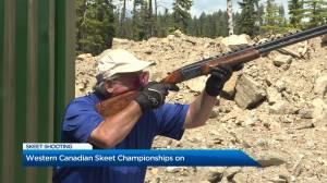Western Canadian Skeet Championships continue near Kelowna