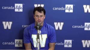 RAW: Blue Bombers Zach Collaros Post Game – Aug. 21 (03:10)
