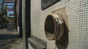 Police investigate thefts that leave Vancouver buildings and their occupants at risk