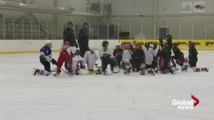 Alberta parents face patchwork of health rules amongst minor sports programs (01:44)