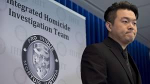 Woman's murder in B.C. raises questions about secretive company (02:49)