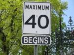 City of Edmonton to implement new 40 km/h default speed limit Friday