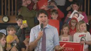 Trudeau's last pitch in Ontario battleground ridings