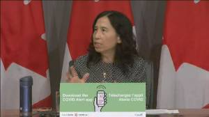 Canada still determining percentage of COVID-19 vaccinations needed to be effective on wider scale: Tam