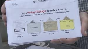 Advanced polls open across British Columbia (02:29)