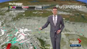 Edmonton weather forecast: Friday, April 2, 2021 (03:09)