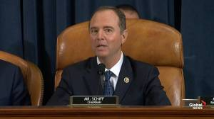 Schiff says bribery involves quid pro quo, but up to Congress to decide if bribery has occurred