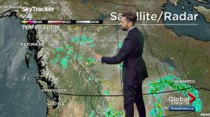 Edmonton weather forecast: Tuesday, July 20, 2021 (03:37)