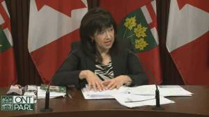 Ontario's auditor general slams province's pandemic response (03:37)