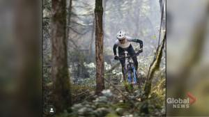 Training for Tokyo: Mountain biker Haley Smith on the challenges of the pandemic (03:19)