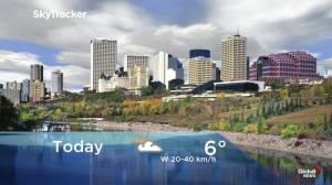 Edmonton early morning weather forecast: Wednesday, October 30, 2019
