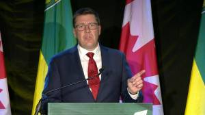Saskatchewan Party secures fourth-straight mandate (01:33)